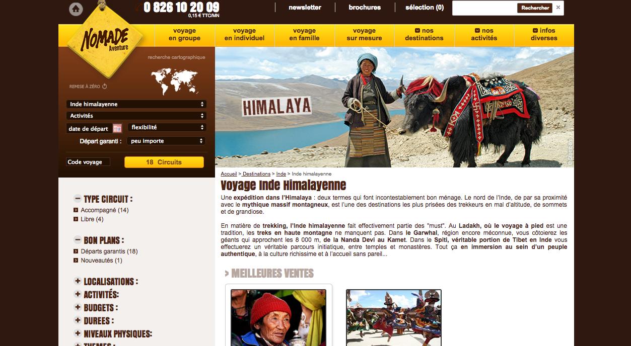 nomade aventure