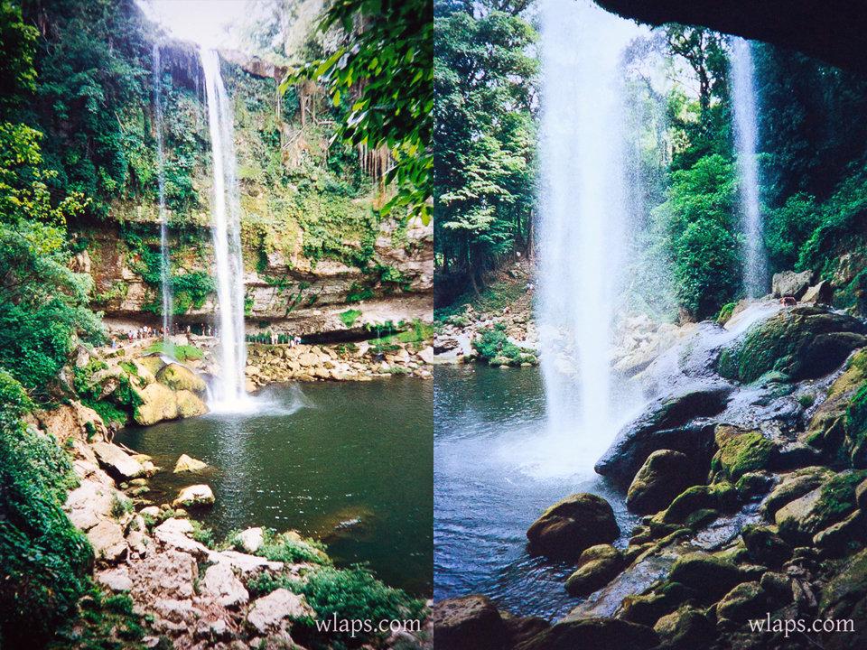 voyage-mexique-juillet-2000-14-cascade