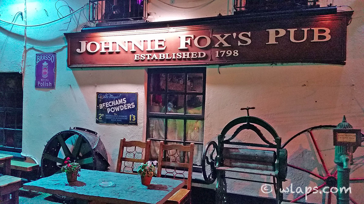 Jonnie Fox's Pub