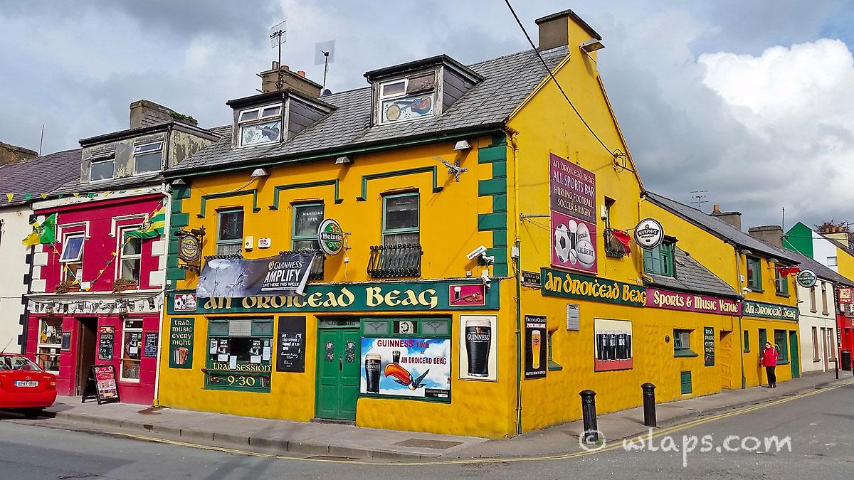 carnet de voyage en irlande : entre dublin, wicklow et killarney