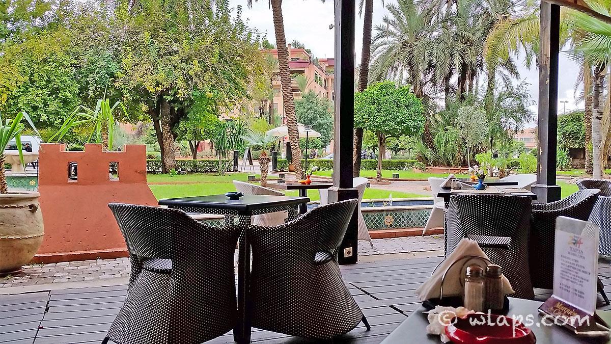 cadre-bert's-marrakech-maroc
