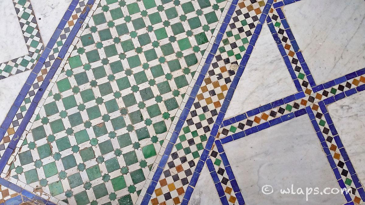 carrelage-palais-bahia-marrakech