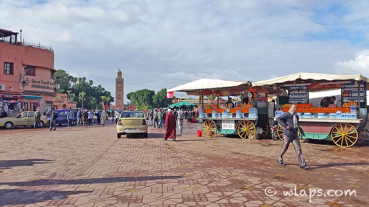 place-jemaa-el-fna-photo-carnet-voyage-maroc-marrakech