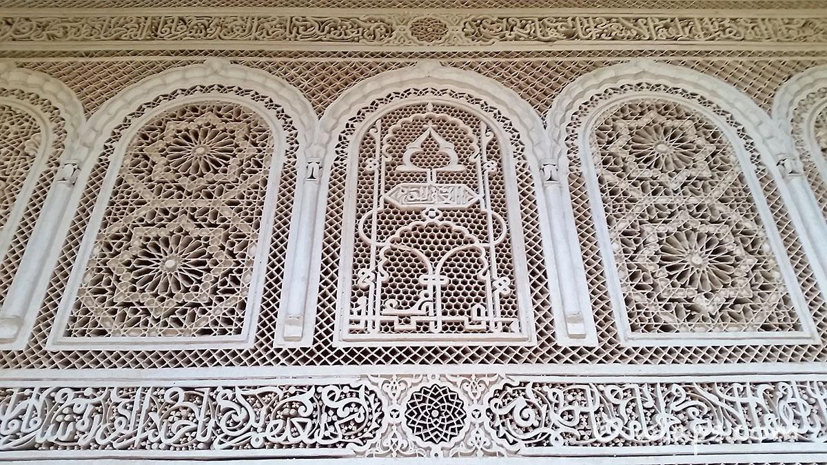 tombeaux-saadiens-carnet-voyage-maroc-marrakech