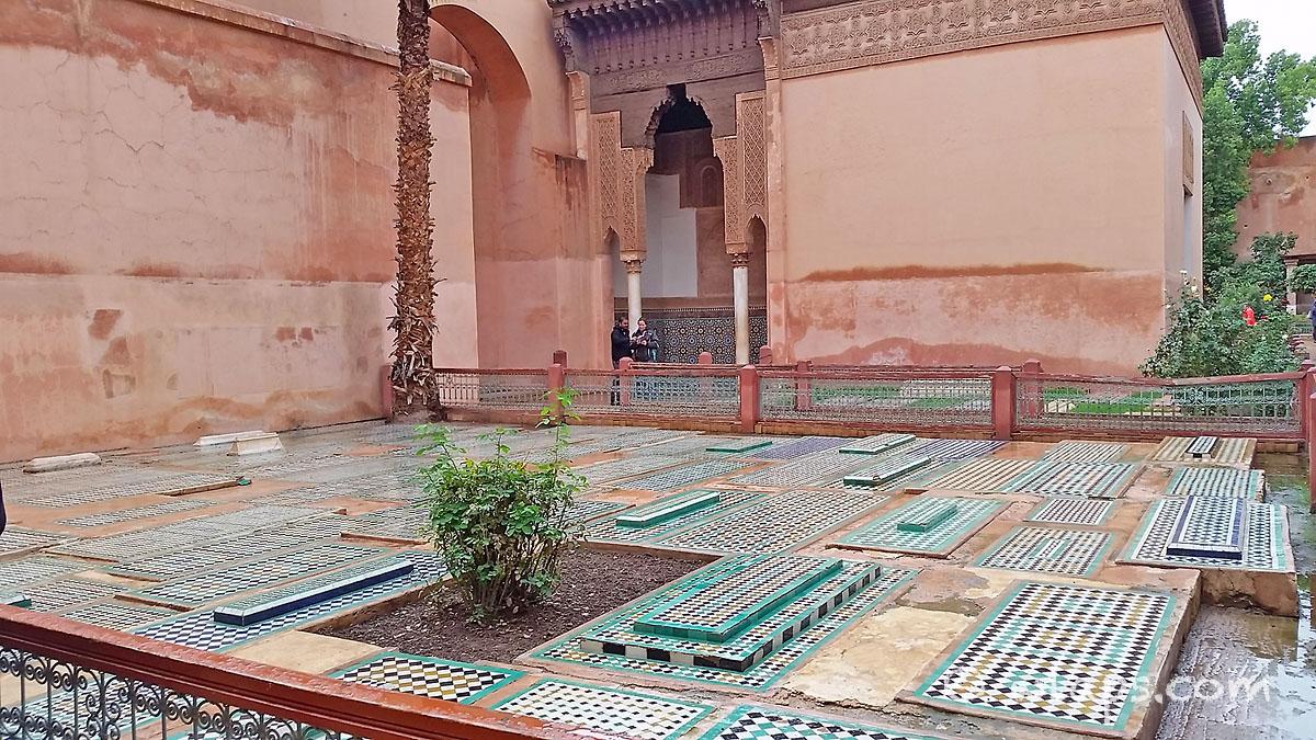 tombes-tombeaux-saadiens-carnet-voyage-maroc-marrakech