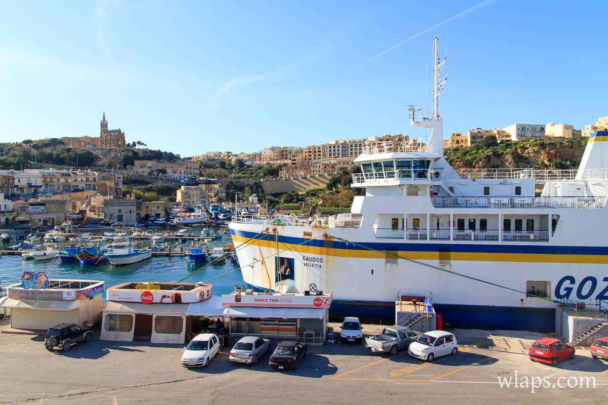 ferry-port-gozo