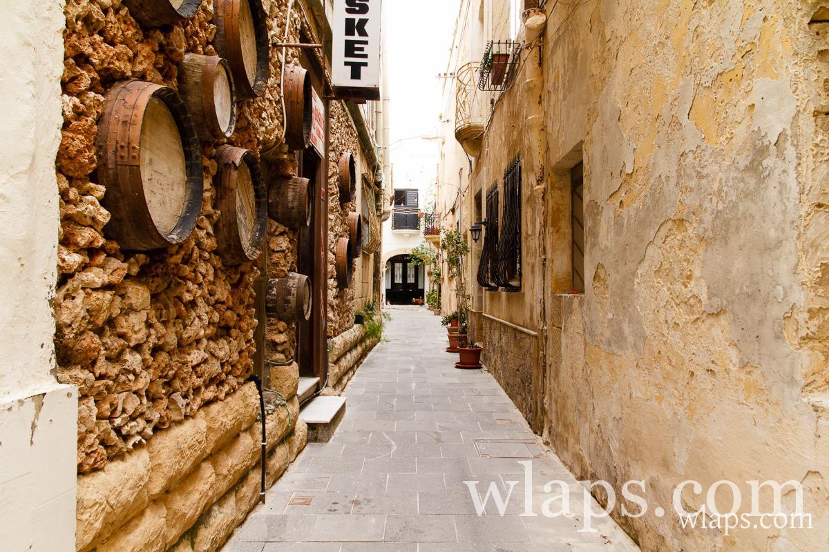 rues-ruelles-malte-mdina-rabat