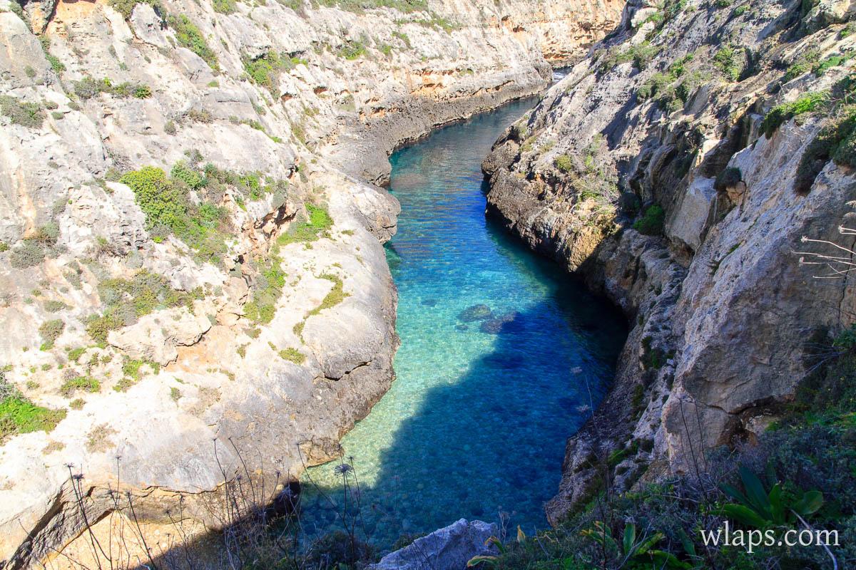 seconde-photo-crique-bleue-malte-gozo