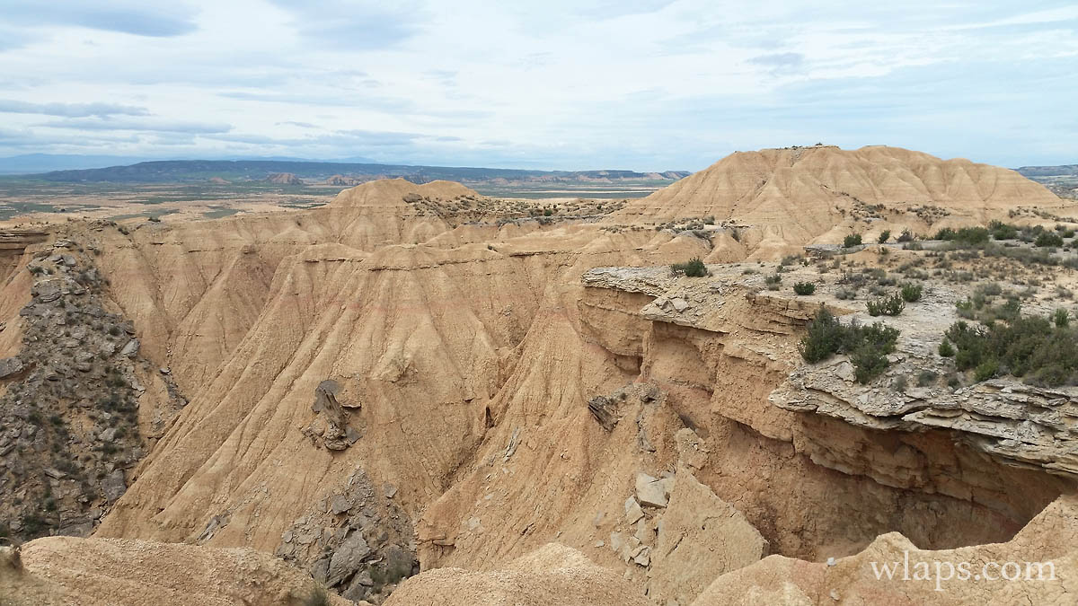 photo-desert-bardenas-reales-randonnee